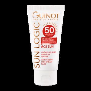 GUINOT - מוצרי הגנה מפני השמש